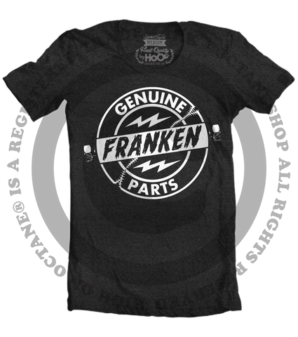 Men's HoO High on Octane Genuine Franken Parts Graphic T-Shirt (Color Options)