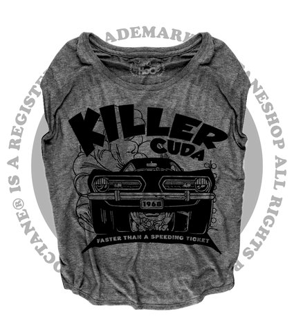 Women's HoO High on Octane KillerCuda Loose Fit Short Sleeve Top