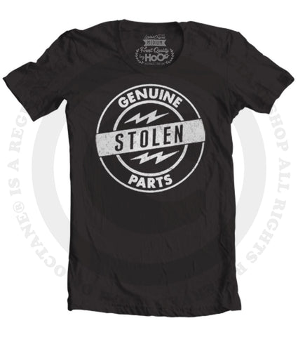 Men's HoO High on Octane Genuine Stolen Parts Graphic T-Shirt (Color Options)