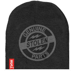 Genuine Stolen Parts SKVLL Beanie Hat
