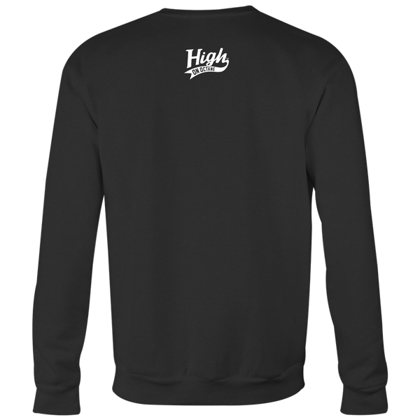 Unisex High on Octane® Speed Thrills Old School Sweatshirt