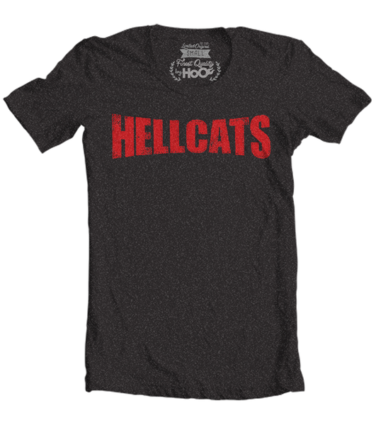 Women's HoO High on Octane Hellcats T-Shirt