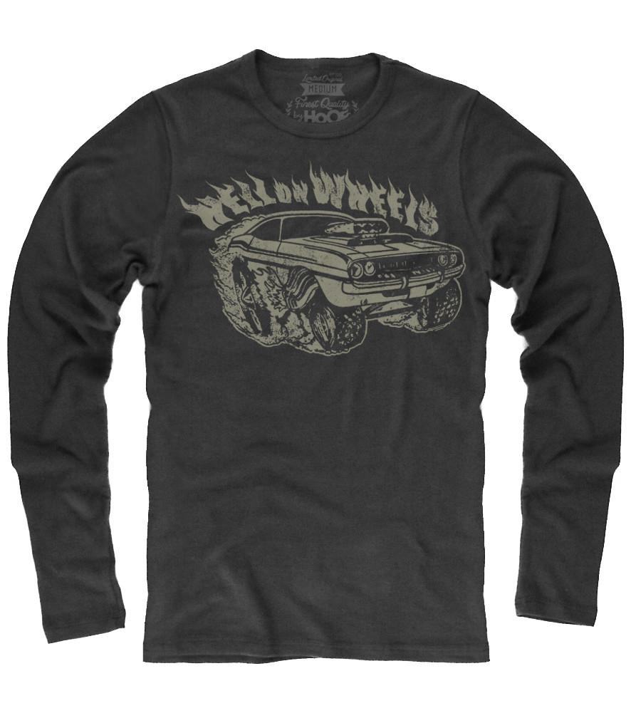Men's HoO© High On Octane® Dirty Hell on Wheels Thermal
