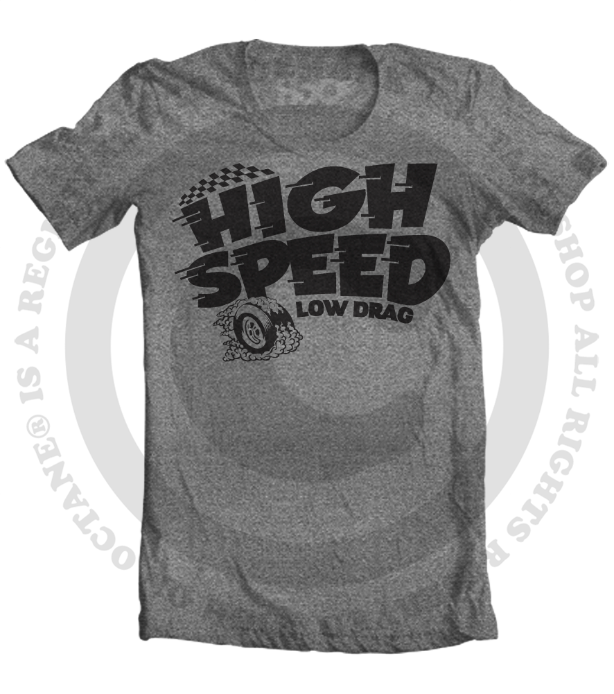 Men's HoO High on Octane High Speed Low Drag T-Shirt (Color Options)
