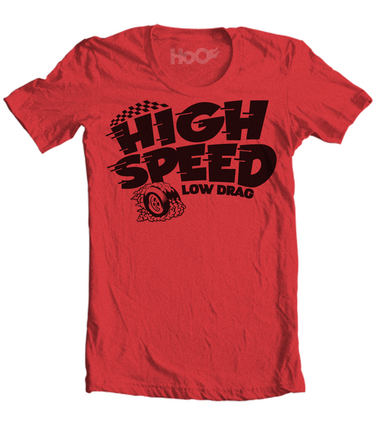 Women's HoO High on Octane High Speed Low Drag T-Shirt (Color Options)