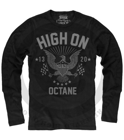 Men's HoO© High On Octane® Live Fast American Racing Eagle Thermal