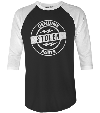 Men's HoO High on Octane Genuine Stolen Parts Raglan
