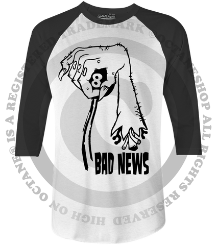 Men's HoO High on Octane Bad News Raglan