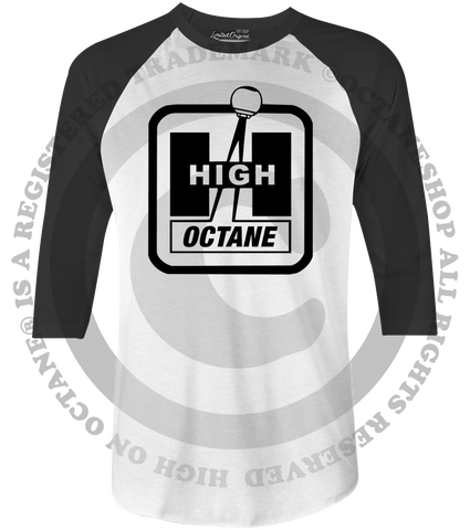 Men's HoO High on Octane High Octane Shifter Raglan