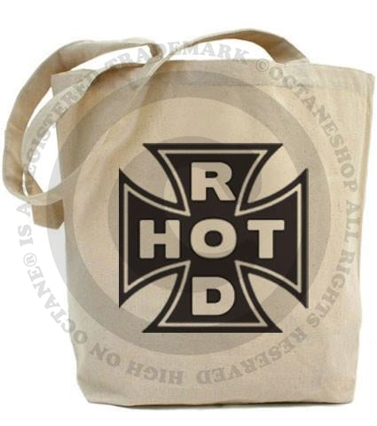 High on Octane® Hot Rod Tote Bag©