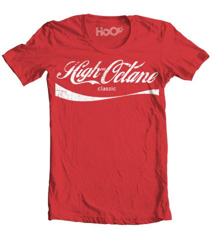 Men's HoO High on Octane Classic Graphic T-Shirt