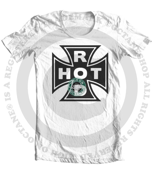 Men's HoO High on Octane Hot Rod Graphic T-Shirt (Color Options)