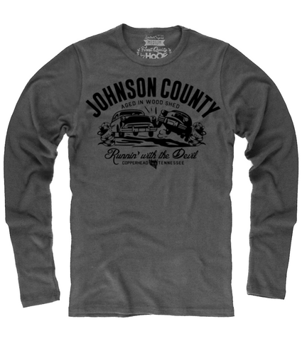 Men's HoO© High On Octane® Johnson County Runnin' With The Devil Thermal