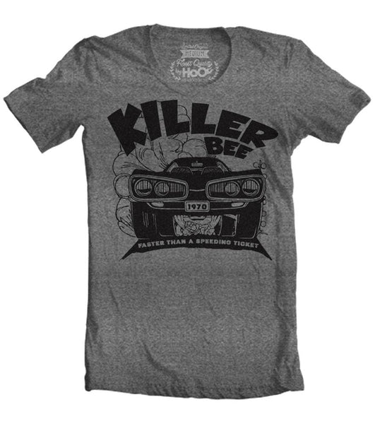 Men's HoO High on Octane Killer Super Bee T-Shirt