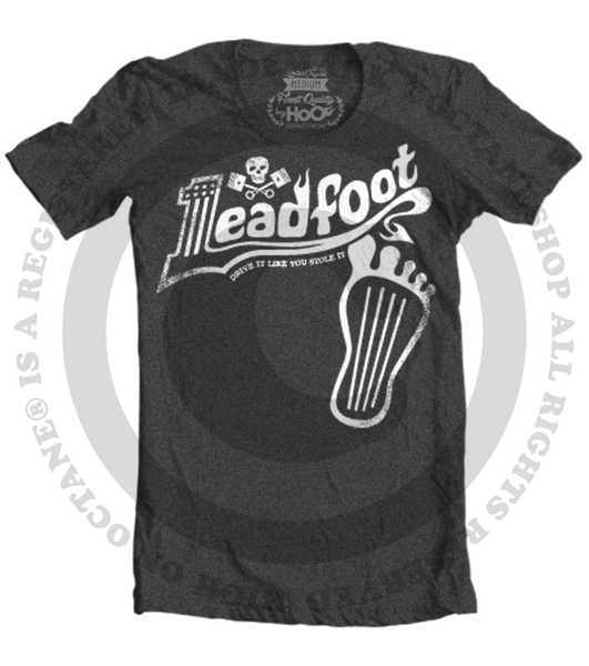 Men's High on Octane® Leadfoot© T-Shirt (Color Options)