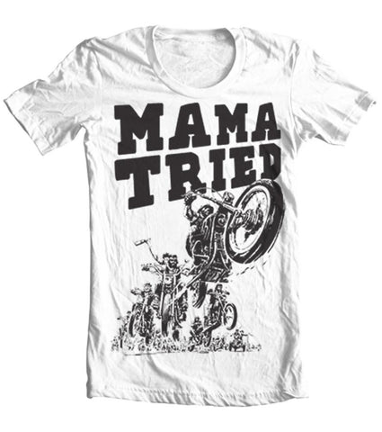 Men's High on Octane™ Mama Tried HoO Hell on Wheels© T-Shirt (Color Options)