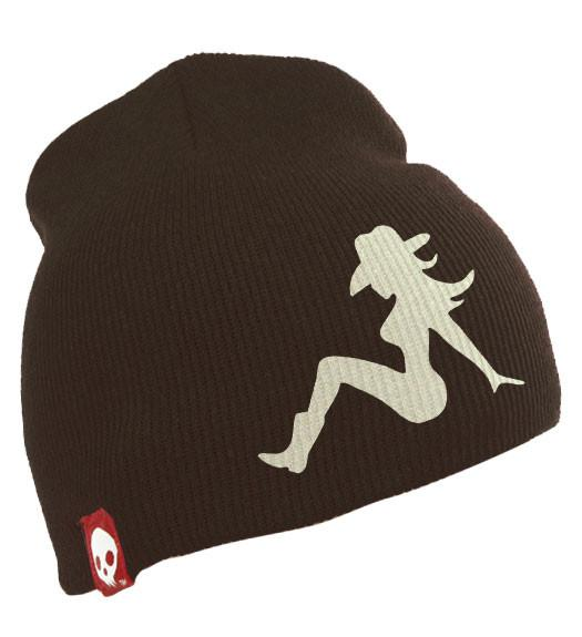 Mudflap Cowgirl SKVLL Beanie Hat (Color Options)