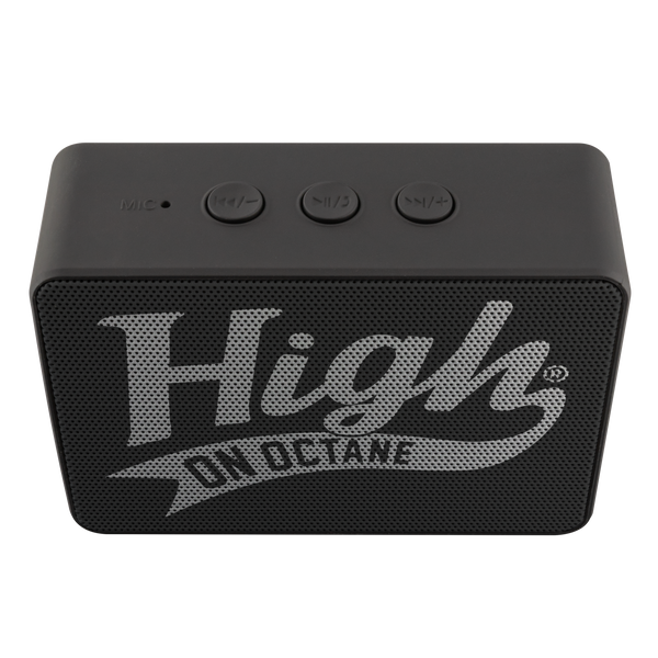 High on Octane® Speed Thrills Bluetooth Speaker