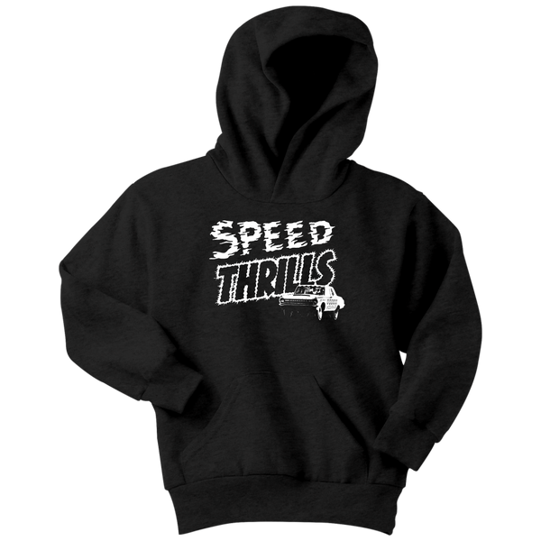 Youth High on Octane® Speed Thrills Hoodie
