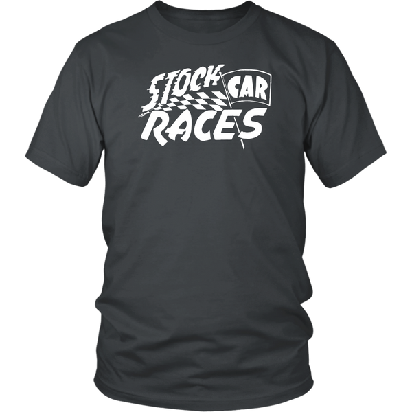 Unisex High on Octane® Stock Car Races T-Shirt