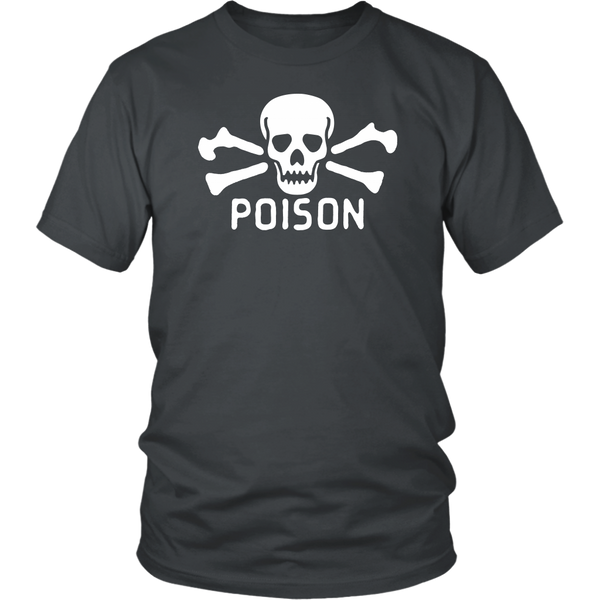 Unisex High on Octane® Poison T-Shirt