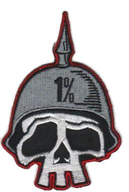 One Percenter Patch
