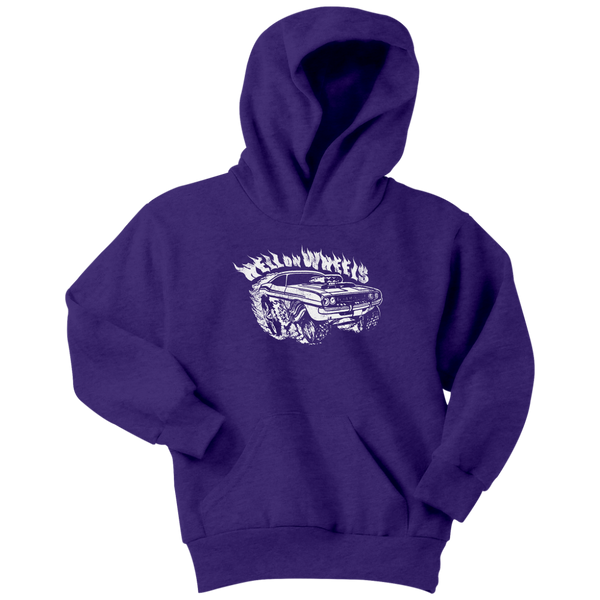 Youth High on Octane® Hell on Wheels Hoodie