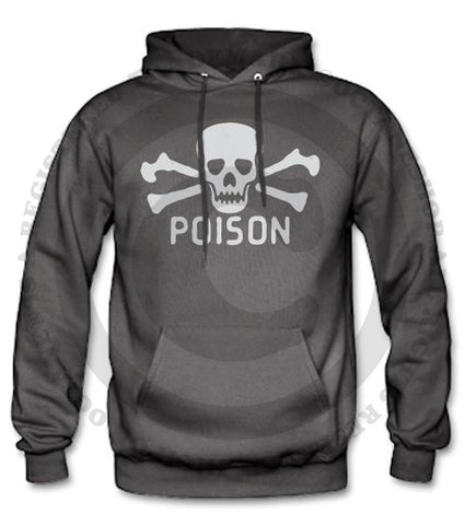 Men's HoO High on Octane® Poison© Pull Over Hoody (Color Options)