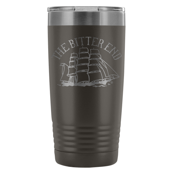 High on Octane® Bitter End 20 Ounce Vacuum Tumbler