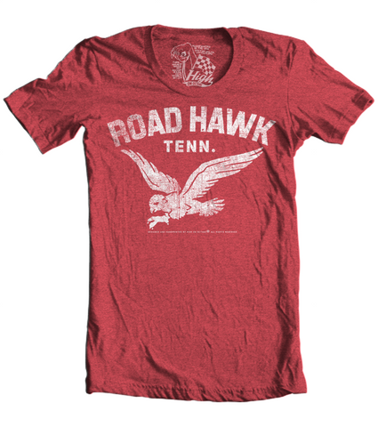 Unisex High on Octane® Tennessee Road Hawk T-Shirt