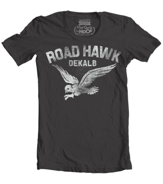 Women's HoO High on Octane Road Hawk T-Shirt (Color Options)