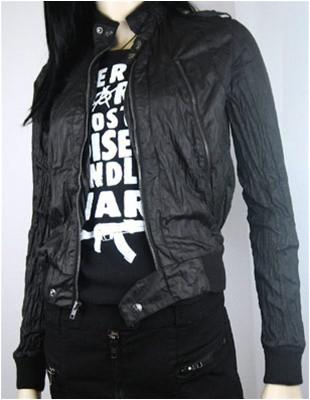 Women's Lip Service Rockstar Zip-Up Jacket