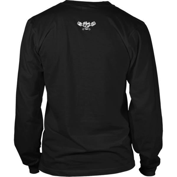 Unisex High on Octane® Piston Slappers Long Sleeve Shirt
