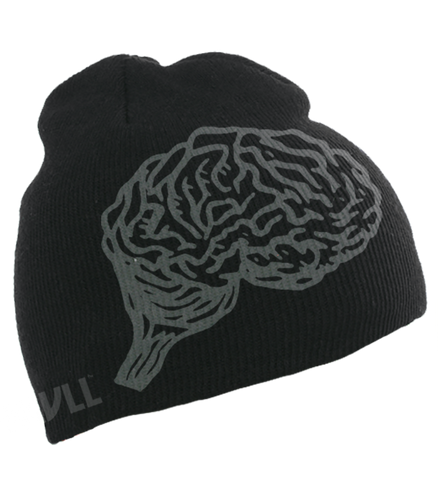 Original Skull Beanie® Brain Freeze Brain Fart Knit Beanie SKVLL™ Hat