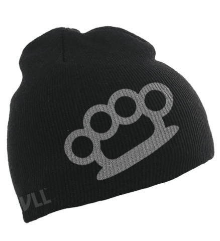 Original Skull Beanie® Knuckleduster Knit Beanie SKVLL™ Hat