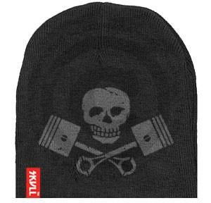 Skull and Pistons SKVLL Beanie Hat