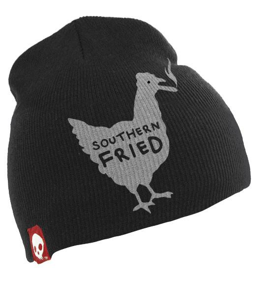 Southern Fried SKVLL Beanie Hat (Color Options)