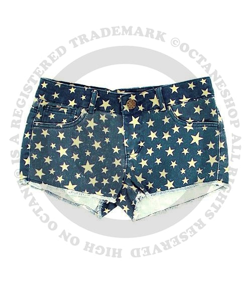 Women's Star Shorts
