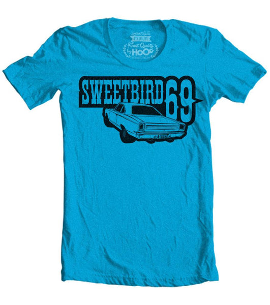 Women's HoO High on Octane Sweetbird 69 Road Runner T-Shirt (Color Options)