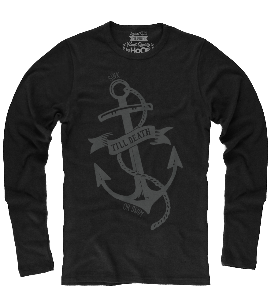 Men's HoO Till Death Anchor Thermal
