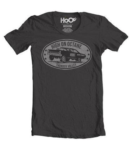 Men's HoO High on Octane Thunder Valley Hot Rod T-Shirt