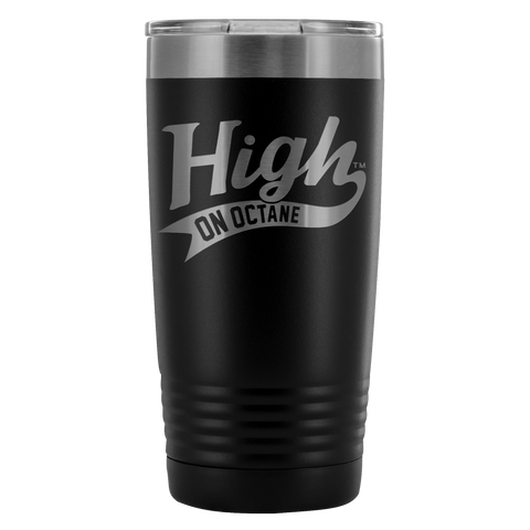 High on Octane® 20 Ounce Vacuum Tumbler