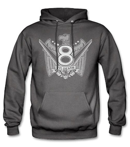 Men's HoO High on Octane V8 Pull Over Hoody (Color Options)