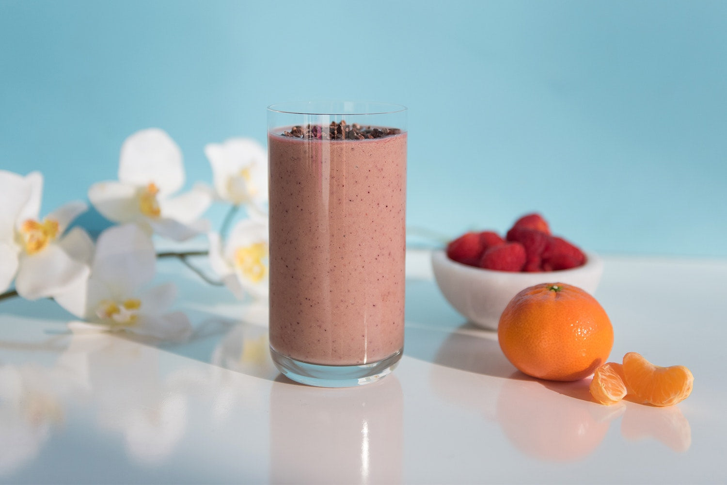 Heart-Healthy Hemp Smoothie