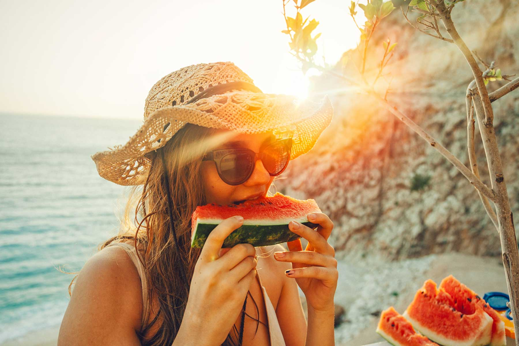 Healthy tips for summertime adventures