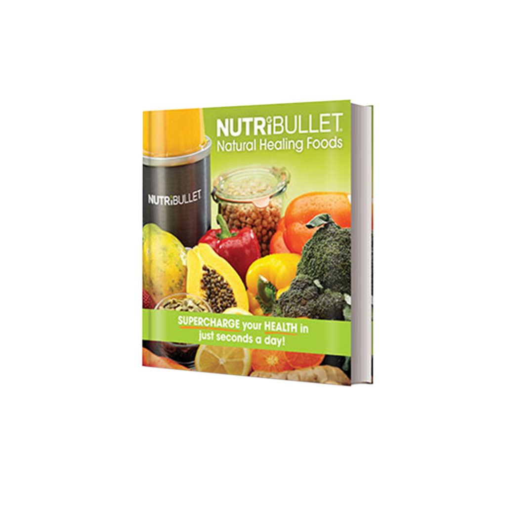 Natural Healing Foods Recipe Book