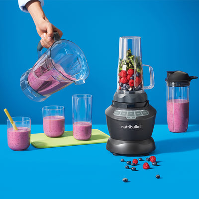 NutriBullet 2.0 Blender Combo 1200