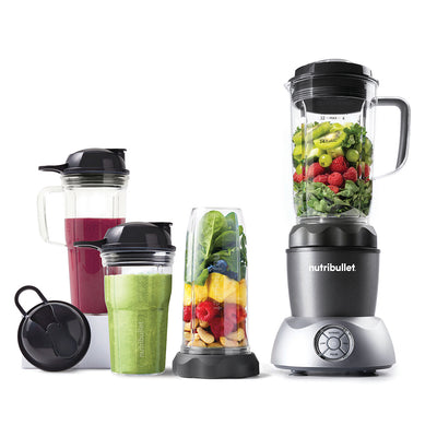 NutriBullet 2.0 Select 1200W
