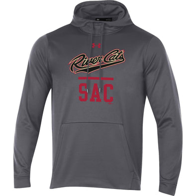 ARMOUR FLEECE HOOD, SACRAMENTO RIVER CATS