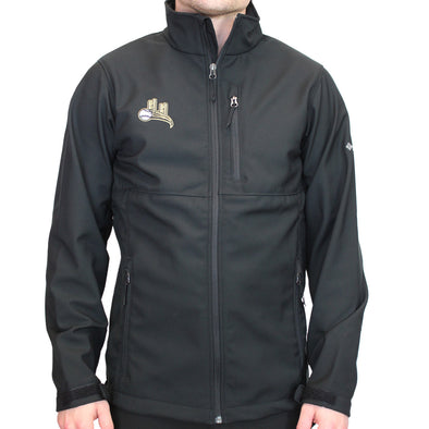 SACRAMENTO RIVER CATS COLUMBIA ASCENDER JACKET MENS